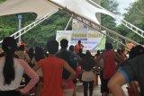 BPJS Ketenagakerjaan Kampanye Lewat Senam