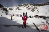Lima pendaki tewas dalam badai salju di Gunung Elbrus