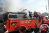 Rumah Sabri Terbakar, Tak Satupun Barang Terselamatkan