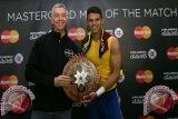 Thiago Silva Sabet Gelar Pemain Terbaik Laga Brazil vs Venezuela