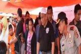 Gubernur Gorontalo Sahur Bersama Warga Simpang Barito