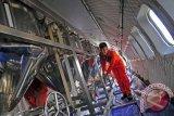 20 ton garam siap disemai pada operasi hujan buatan di kawasan rawan terbakar Riau dan Jambi