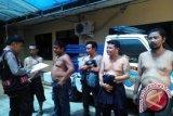 Polisi Tangkap Belasan Preman Saat Operasi Pekat