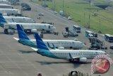 Sejumlah penerbangan ke Soetta dibatalkan terkait kebakaran