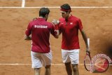 Federer dan Wawrinka Kembali Perkuat Swiss Untuk Piala Davis