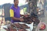 Permintaan ikan salai Palembang akhir tahun  meningkat