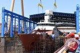 Produksi Kapal Perang Perusak Rudal