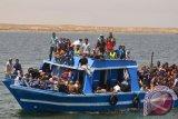 Belasan migran Afrika tewas  tenggelam di lepas pantai Tunisia