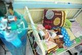 Ternyata ASI eksklusif dan makanan bergizi bantu cegah pneumonia pada anak
