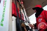 Stok BBM jenis pertalite di Ternate habis