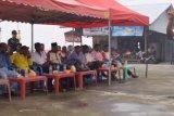 Masyarakat Pulau Halang Rohil Doakan