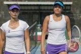 Beatrice/Jessy  ke perempat final turnamen Singapore W25