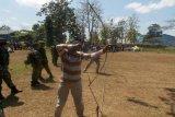 Kodim Merauke gelar lomba panahan tradisional