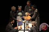 Teater Boneka Papermoon Puppet