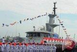 KSAL: TNI AL Kerahkan Tujuh KRI untuk Jaga NKRI di Natuna