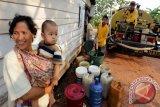 Kebutuhan air baku di Palembang tinggi
