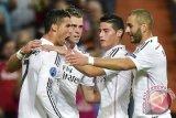 Real kembali puncaki klasemen setelah kalahkan Osasuna