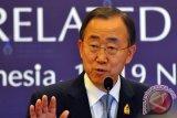 Sekjen PBB kutuk pengeboman dan penembakan di Jakarta