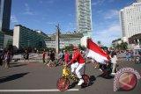 Pencinta olahraga bersepeda  Palembang sambut gembira perluasan CFD