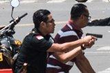 Polisi tangkap dua terduga pelaku vandalisme dari kelompok Anarko