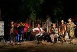 'Sound of Poems' Pentas di FKN Borobudur