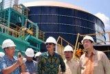 Asian Agri Resmikan Pembangkit Listrik Tenaga Biogas di Pelalawan