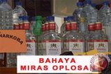 Kapolres : oplosan maut mengandung methanol 37 persen