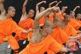 Jago merah hanguskan pusat pelatihan bela diri di Tiongkok tewaskan 18 orang