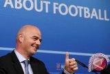 Gianni Infantino Terpilih Sebagai Presiden Baru FIFA