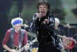 Rolling Stones konser gratis di Havana pada 25 Maret