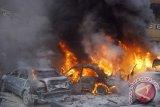 Ledakan besar guncang di ibu kota Lebanon