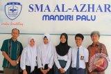 11 Siswa SMA Alazhar Palu Lolos OSN