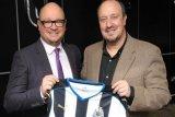 Benitez teken kontrak tiga tahun dengan Newcastle