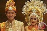 Pernikahan mantan ketum HMI dihadiriJK hingga tukang bakso
