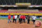 Konsul AS Sumatera cek kesiapan Asian Games