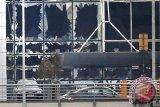 Ledakan Hantam Bandar Udara Internasional Brussel, Satu Tewas
