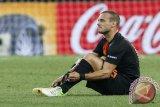 Wesley Sneijder gantung sepatu dari timnas