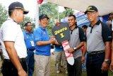 Wadan Brigif Marinir Juara Menembak