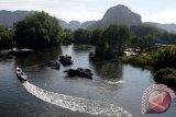 Purbalingga Kembangkan Wisata Susur Sungai Klawing