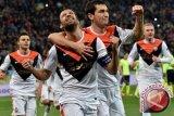 Shakhtar ke semifinal usai pesta 4-0 ke gawang Braga