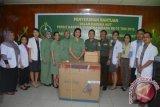 Rumkit Wolter Monginsidi terima bantuan alat kesehatan