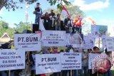 Masyarakat Kotim Kecewa DPRD Dan Pemkab Bela PT BUM
