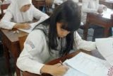 Jelang UN Senin Nanti, Pelajar Pekanbaru Muhasabah di SMA 1