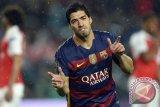 Suarez lampaui Cristiano Ronaldo dan Messi