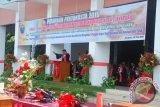 Ratusan umat Kristiani Jayapura ikut ibadah gabungan Pentakosta