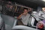 Mantan Pj Bupati Waykanan ditahan Kejaksaan