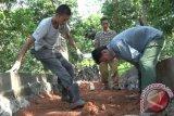 TNI manunggal bangun jalan sepanjang 6,5 KM