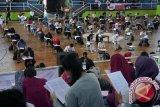 Peserta Ujian tulis SBMPTN di Jayapura  4.773 orang