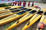 Perahu Naga Sultra Waspadai Kalteng, Saingan Terberat Di PON XIX ?