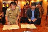 Pemprov Lampung kerja sama dengan Sampoerna Foundation